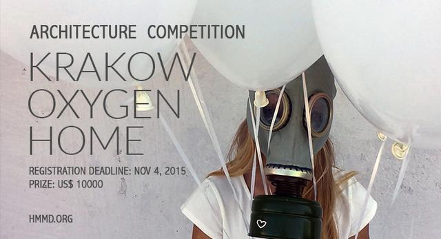 Konkurs architektoniczny Krakow Oxygen Home