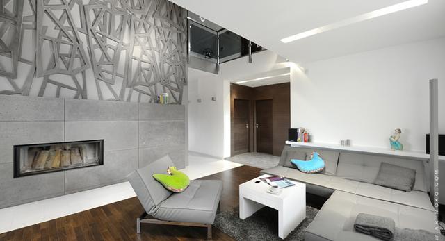Architektura wnętrz. Styl skandynawski domu pod Krakowem. Zobaczcie nowoczesne wnętrze, projektu ArtMoko. Galeria zdjęć